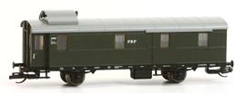 Zdjęcie Schirmer 53120 - Wagon bagażowy ex. Pwi 31
